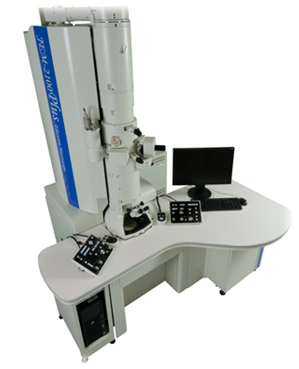 Microscopio Elettronico a Trasmissione (TEM) JEOL JEM 2100 Plus